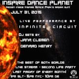 LIVE @ Dance Planet