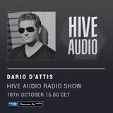 Hive Audio #050 - Dario D'Attis
