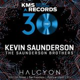 Kevin Saunderson @ 30 Years KMS Records, Halcyon, San Francisco (Halcyon SF Live 005)2017-03-03 -
