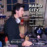 Radio City - Chris Cross, Basildon request hour - Sept 1965
