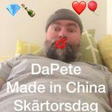Live @ Made in China skärtorsdag 2017