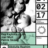 Ray Kajioka Live @ Globus Berlin 2017-02-24