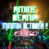 Amine Bernia !! MiniMIx October 2014 !!