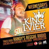 4-9-14 KING I-VIER TAKES OVER RANDY'S REGGAE RADIO!