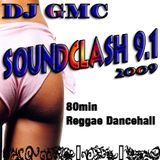DJ GMC - Soundclash 9.1 [80min Dancehall Mixtape]