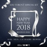 Happy New Year  2018- Brazilian Bass Alok, NEON, Cat Dealers, Beowulf ( Edu Toront Original)