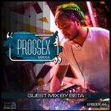 PROGSEX #44 - Guest mix by BETA on Tempo Radio Mexico [06.04.2019]