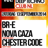 Live recording @VET! september 13 2014 Club NL Amsterdam