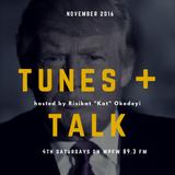 """11.26: Tunes + Talk w/ Risikat """"Kat"""" Okedeyi (WPFW 89.3 FM)"""
