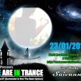 We Are In Trance Episode 07 (Surrender Is Not The Best Option) Guest Mix By Jeys Fabian