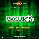 Aequus R @ 3er Aniversario Trance.es