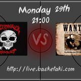 Basketaki Web Radio - Ta Remalia to skasan - 29/05/2017 [Guests - Steamroller Assault]