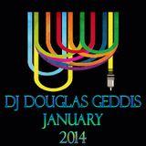 DJ Douglas Geddis Jan 2014