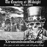 The Cemetery at Midnight - Archive 7/3/2017