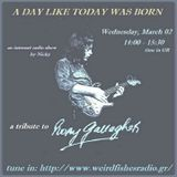 A Tribute to Rory Gallagher (by Nicky Vour)