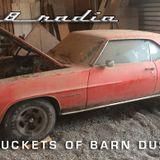 V8 Radio: Barn Find Dust, Refresh Vs. Restore, Car Trivia, More!