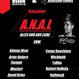 TuRbo Set Obsession-Events@BellaWuppdich meets A.N.A.L Silvester2015-16