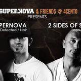 4cento Friday Nite Party @ Supervova & 2Side of Soul 29/01/16