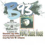 B93 Wbmx House mix . Guest mix Odessa,TX  Radio