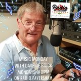 Easter Music Monday with  Dave De Boick - 22nd April 2019