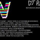 DJ RANZ'S NOTORIOUS ARSENAL 001