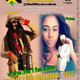 RAS SHERBY & NYLAH MEETS NAFFI-I REASONING ON THE ROCKERS & DUB SHOW IT'S A BIG ONE CHECK IT OUT