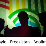 Boolimix Radio Show - 7 décembre 2016 - feat Freakistan & Chylo