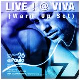 DJ PAULO LIVE ! @ VIVA (NYC) 7.26.14 Warm-Up Set