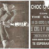 Jose Conca @ Chocolate 13 Aniversario (Octubre 1993)