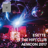Esette Live at AEMCON at the HIFI Club Nov 2017