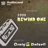 1998 Rewind One : Mixed By Craig Dalzell
