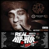 DJ MODESTY - THE REAL HIP HOP SHOW N°247 (HOSTED by SPIT GEMZ)