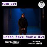 Urban Rave Radio #014 (08-06-2018)