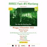 RRRECFEST Menteng - live set (Dec 2015)