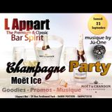 Moët Ice Party @ Appart (23/09/2017)