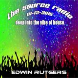The Source Radio Edwin Rutgers 01-12-2015