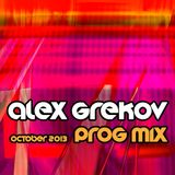 Alex Grekov October 2013 Prog Mix
