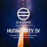 A Cosmic Live 006 : Hunk Party IV @Mcafe 2018_03_08 Thu. Live