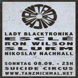 Lady Blacktronika @ TANZMICHMAL - Suicide Circus Berlin - 08.09.2013