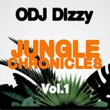 ODJ Dizzy |Jungle Chronicles Volume 1 |2018 Mixtape