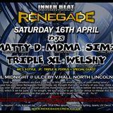 DJ Simz M.c's Rafta - Eruption & Freestyle @ Renegade Ulceby Hall - 12,4,05