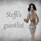 The Guest List of the month at LCC with music chosen by Steffi  (Mixed by DJ PJ) 17/10/2014