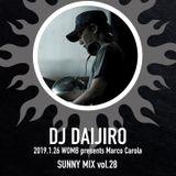 SUNNY MIX Vol.28 - DJ DAIJIRO