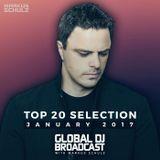 Markus Schulz –Global DJ Broadcast - Top 20 January 2017