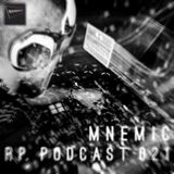 RP. Podcast 021 - MNEMIC