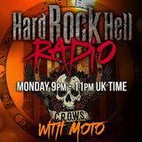 Hard Rock Hell Radio - HRH Crows - 13th August 2018