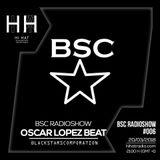 BSC RADIOSHOW CAPITULO 6 HI HAT RADIO