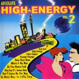 HIGH ENERGY - ABSOLUTE - VOL 2 (Club DJ 80s Mix - 34 Non-Stop Hit 12'' Dance Classics)