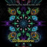 Psychonautics Adventures 2017