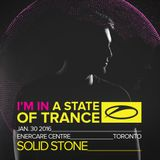 Solid Stone – A State of Trance 750 @ Toronto, Canada (30.01.2016)